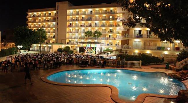 Palma Bay Club Resort - 埃爾阿雷納爾 - 建築