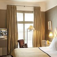 Hotel Therese Guestroom