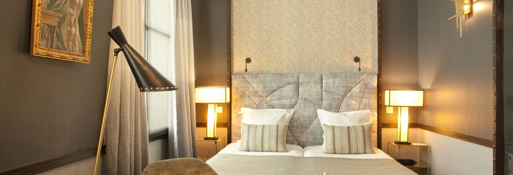 Hotel Therese - 巴黎 - 臥室