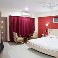 Ramyas Hotels Executive double room
