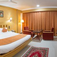 Ramyas Hotels Deluxe double room