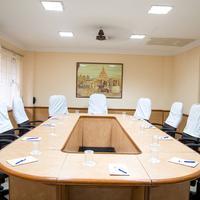 Ramyas Hotels Chamber room