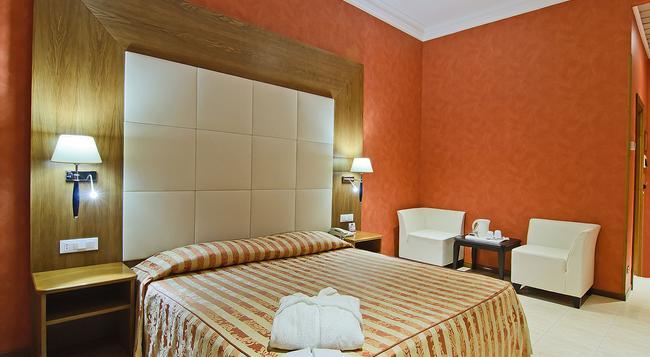 Gioberti Hotel - 羅馬 - 臥室