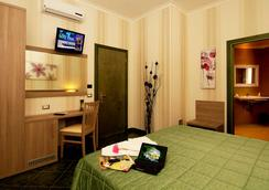 阿根廷酒店 - 羅馬 - 臥室