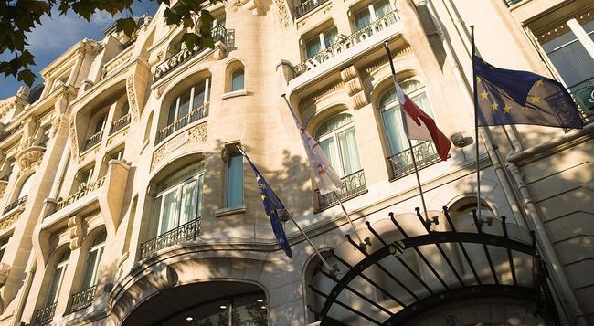 Paris Marriott Champs Elysees Hotel - 巴黎 - 建築