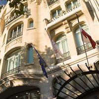 Paris Marriott Champs Elysees Hotel Exterior