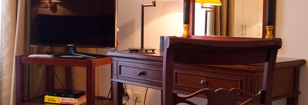 Apart Hotel San Martin - Lima - 臥室