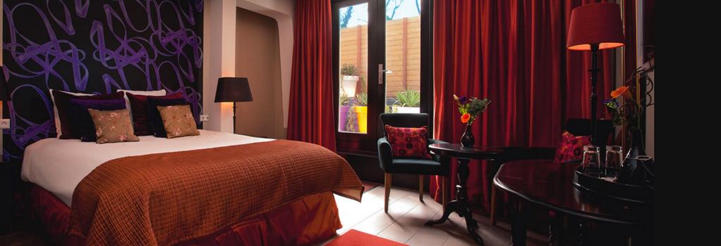 Hotel Sebastian's - 阿姆斯特丹 - 臥室