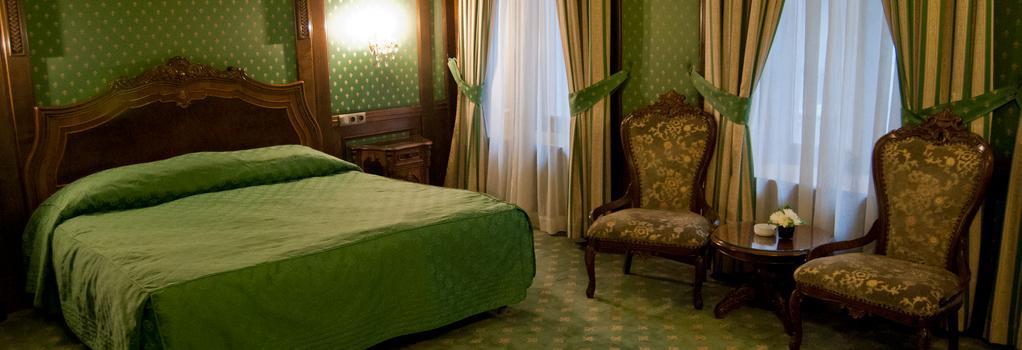 Hotel Casa Capsa - Bucharest - 臥室
