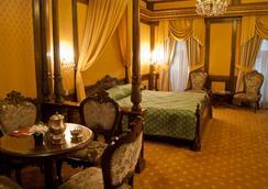 卡薩卡普薩酒店 - Bucharest - 臥室