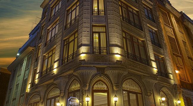 Galata La Bella Hotel - 伊斯坦堡 - 建築