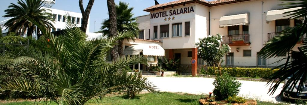 Motel Salaria - 羅馬 - 建築