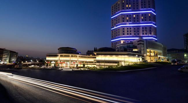 Wyndham Grand Istanbul Europe - 伊斯坦堡 - 建築