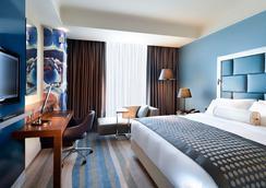 溫德姆豪華伊斯坦布爾歐洲酒店 - 伊斯坦堡 - 臥室