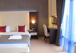 坲沃爾德公寓酒店 - 索契 - 臥室