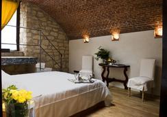 德爾瑟酒店 - 維羅納 - 臥室