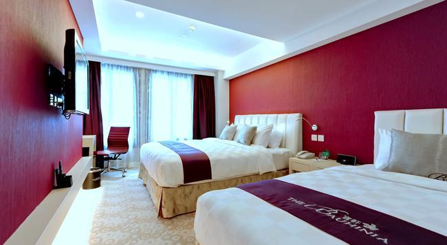 The Bauhinia Hotel - Central - 香港 - 臥室