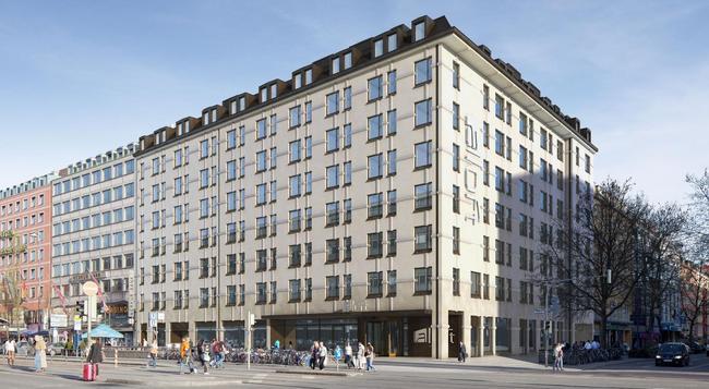 Aloft Munich - 慕尼黑 - 建築