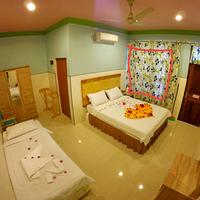 Rasdhoo View Inn Guestroom View