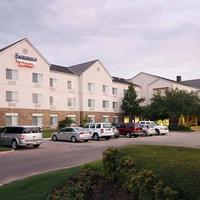 Fairfield Inn and Suites by Marriott Fort Worth Fossil Creek Exterior
