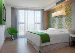 赫羅納希爾頓逸林酒店 - 赫羅納 - 臥室