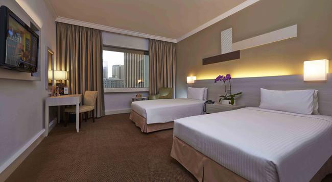 Corus Hotel Kuala Lumpur - 吉隆坡 - 臥室
