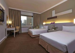 吉隆坡克魯斯酒店