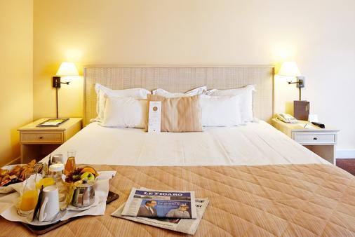 奧特易圖爾埃菲爾酒店 - 巴黎 - 臥室