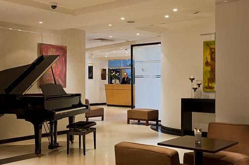 奧特易圖爾埃菲爾酒店 - 巴黎 - 大廳