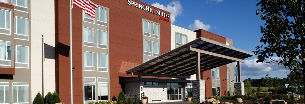 SpringHill Suites by Marriott Pittsburgh Latrobe - Latrobe - 建築