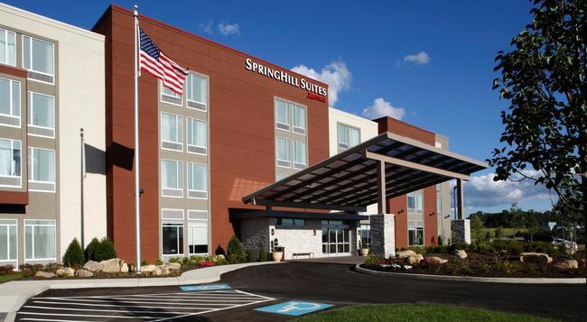 SpringHill Suites by Marriott Pittsburgh Latrobe - Latrobe - 建築