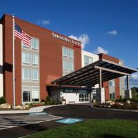SpringHill Suites by Marriott Pittsburgh Latrobe Hotel Exterior
