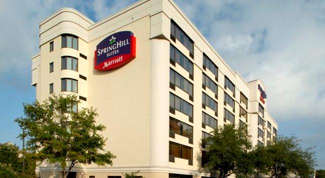 SpringHill Suites by Marriott Houston Medical Center NRG Park - 休斯頓 - 建築