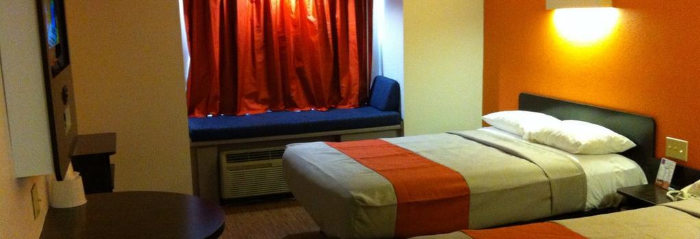 Motel 6 Indianapolis, IN - 印第安納波利斯 - 臥室