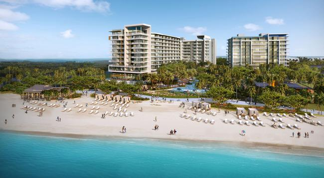Kimpton Seafire Resort + Spa - Seven Mile Beach - 建築