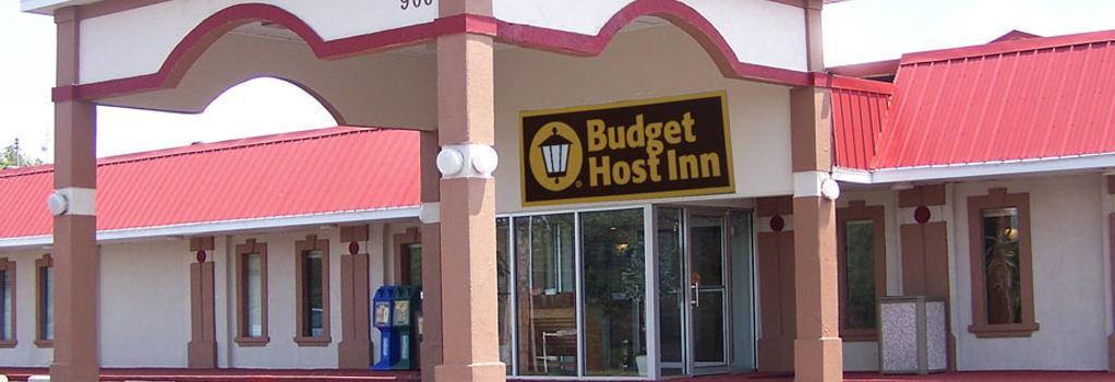 Budget Host Inn - 哥倫比亞 - 建築