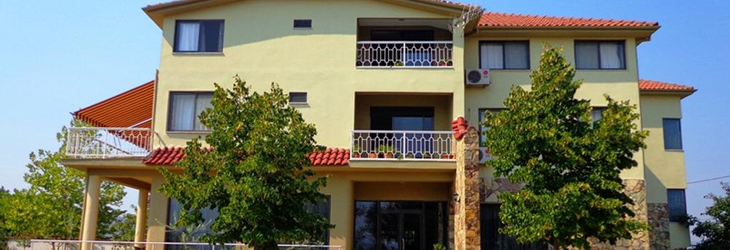Hotel Viktoria - 地拉那 - 建築
