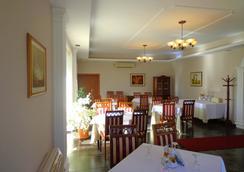 維多利亞索克地拉那旅館 - 地拉那 - 餐廳