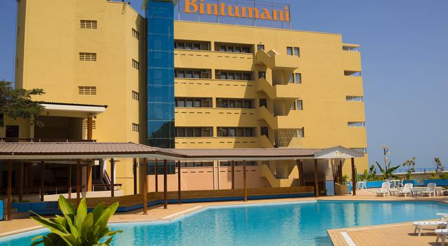 Bintumani Hotel - Freetown - 建築