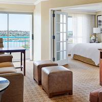 Newport Beach Marriott Bayview Guest room