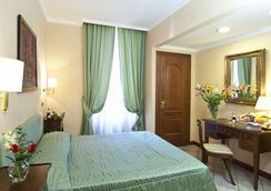 蒙特利爾酒店 - 羅馬 - 臥室