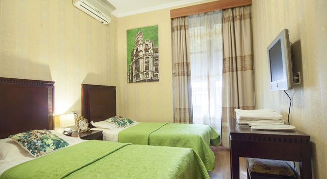 La Casa Del Madrileño - 馬德里 - 臥室