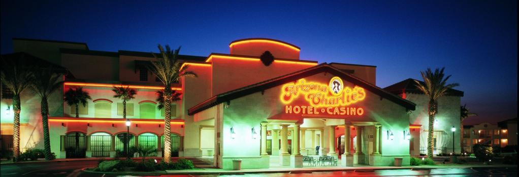Arizona Charlie's Boulder - Casino Hotel, Suites, & RV Park - 拉斯維加斯 - 建築