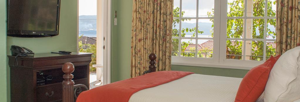 Polkerris Bed & Breakfast - 蒙特哥貝 - 臥室