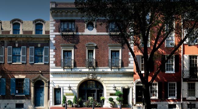 Rittenhouse 1715, A Boutique Hotel - 費城 - 建築
