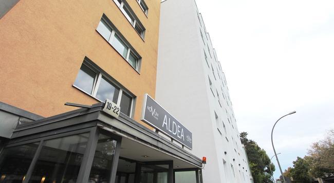 Novum Style Hotel Aldea - 柏林 - 室外景