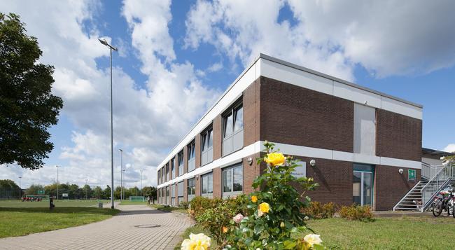 Novum Hamburger Sporthotel - 漢堡 - 建築