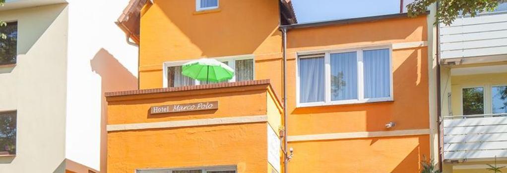 Hotel Marco Polo - 漢堡 - 建築