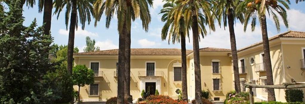 Hotel Villa Jerez - 赫雷斯-德拉弗龍特拉 - 建築