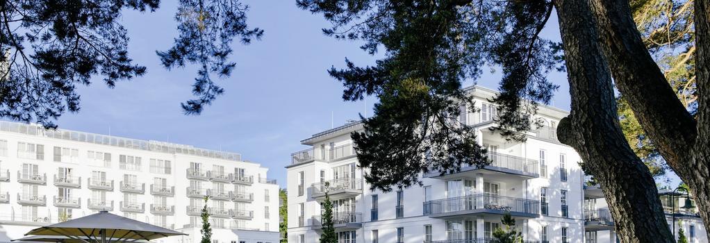 Steigenberger Grandhotel And Spa - 塞巴特黑靈斯多夫 - 建築